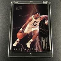 KARL MALONE 1993 FLEER ULTRA #6 SCORING KINGS FOIL INSERT CARD UTAH JAZZ NBA HOF