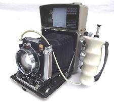 Linhof Technika 70 mit 3 Objektiven- Zeiss Biogon und Planar, Schneider Symmar