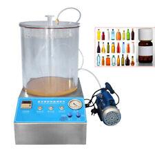 Vacuum Leak Tester Sealing Tester for Pharmaceutical Food Packaging Bags Bottles