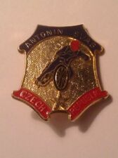 ANTONIN SVAB SPEEDWAY CZECH REPUBLIC 1990'S OFFICIAL PIN BADGE VERY GOOD COND