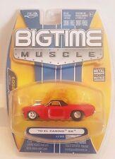 Jada BIGTIME MUSCLE Wave 17 2009 '70 (CHEVROLET) EL CAMINO #177 (A+/A+)