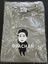 DownTown Gaki no Tsukai Obachan T-Shirt T Shirt L Size Gray from JAPAN