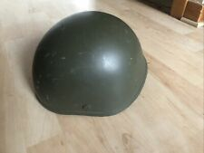 More details for british army para helmet paratrooper mk 1 size med. believed ex 45th commando.