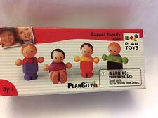 PlanToys Casual Family