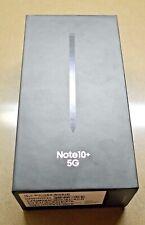 Rare Brand New Samsung Galaxy Note10+ 5G SM-N976V-512GB - Aura Black (Verizon)