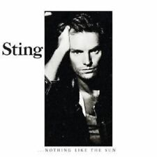 STING 'NOTHING LIKE THE SUN' CD NEW+ !