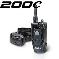 Dogtra Compact 1/2 Mile Remote Dog Trainer 1 Dog System - 200C