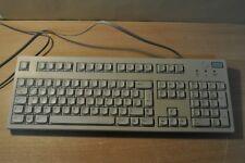 Siemens Nixdorf S26381-K210-V120, KBPC P DEU, 5V DC 50mA, PS/2 Keyboard, Germany