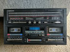 Vintage Soundesign 5994 AM-FM Stereo Reciever Cassette Recorder 8 Track Player