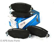 Ford Mondeo Mk3 2000-2007 JAGUAR X-TYPE 2001-2010 plaquettes frein Avant Disques De NEUF