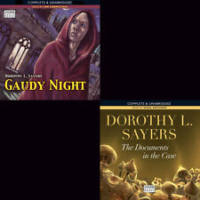 Dorothy L.Sayers - Lord Peter Wimsey Book 12 +Novel Audio Collection (05) mp3 CD