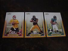 2006 Score Football---Rookies---Gold---Lot Of 3---All #/600---See List