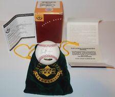 2007 Upper Deck UDA Evan Longoria Auto Autograph Ball MLB Hologram Baseball