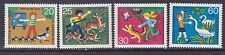 Germany B481-84 MNH 1972 Animals Protection Complete Set Very Fine