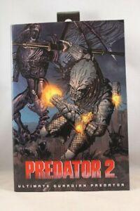 NECA Predator 2 Ultimate Guardian Predator Action Figure