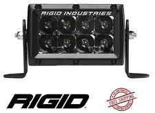 "Rigid Industries E-Series PRO Midnight Edition 4"" LED Light Bar - Spot"
