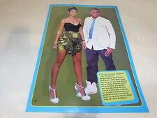 RIHANNA & CHRIS BROWN - Mini poster couleurs !!!