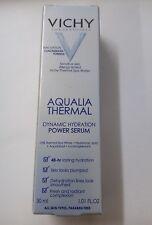Vichy Aqualia Thermal Dynamic Hydration Power Serum 30 mL/1 fl oz~Nib~exp 07/19+