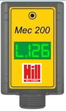 Hill Pumps Electronic Fluid Level Indicator For 200-210L Drums of Oil, AdBlue