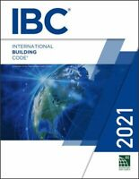 International Building Code 2021, Paperback by International Code Council (CO...
