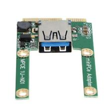 PCI-E to USB3.0 PCI Express Adapter Card Mini PCI-E to USB 3.0 Expansion Card
