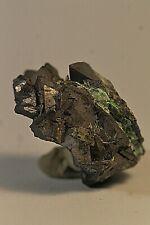 Cristal de Gersdorffite du Maroc 37x31mm collection spécimen Gersdorfite