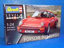 Revell 1/25 Porsche 911 Turbo 07179 - Car Model Kit