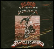 Blood Money Battlescarred CD new Marquee Records digipack