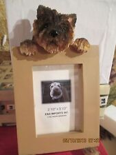 Cairn Terrier ~ Picture Frame 15-9b