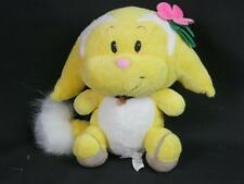 Neopets Serie 2 Plush Only No Code Yellow Pink Flower Island Kacheek Stuffed Toy