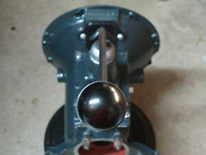 1928 -36 Ford flathead & Model A transmission gear shift lever knob #7213 tower