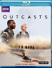 BBC - OUTCASTS - Blu-ray Disc 2-Disc Set - NEW!- Fast - Free Shipping!