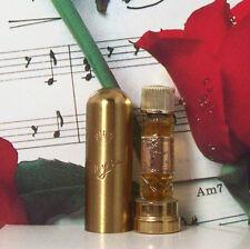 Most Precious Parfum Splash 1 Dram by Evyan. In A Metal Tube Packaging.Vintage