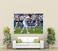 Alastair Cook England Cricket Giant 1 Piece  Wall Art Poster SP207