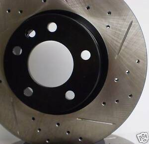 Lincoln LS 00 01 02 03 04 06 D/S Brake Rotors Rear