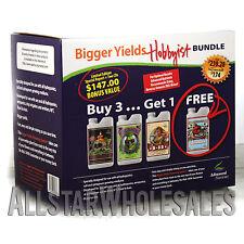 Advanced Nutrients Hobbyist Bundle 500mL Voodoo Juice Big Bud B-52 Overdrive