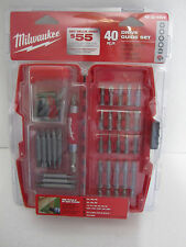 Milwaukee 40 pc Drive Guide Set with Case 48-32-8004 New