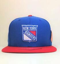 New York Rangers Blockhead Snapback Hat American Needle Licensed Brand New Cap
