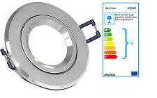 10X Kamilux® Halogen / LED Decken Einbaustrahler K5402 230V GU10 Fassung