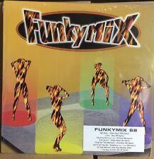 FUNKYMIX 68 LP SEAN PAUL NAS FABOLOUS DF DUB KILLER NEW