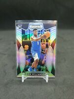 2019-20 Panini PRIZM Draft ZION WILLIAMSON Silver PRIZM ROOKIE RC #64 MINT HOT