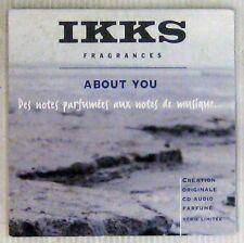 IKKS Fragances CDs Publicitaire 2001