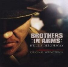 Brothers In Arms: Hell's Highway - Original Video Game Soundtrack (NEW CD)