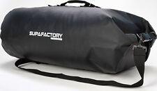 Supafactory 20L Waterproof Dry / Roll Bag For Motorcycles & Motorbikes