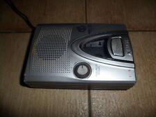 Walkman Diktiergeraet SONY TCM 400 DV error défectueux bricoleur cassette corder Speed