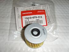 Honda New Oil Filter 250 350 400 600 650 XL250R XR600L