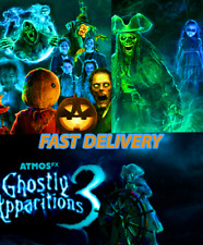 All Halloween AtmosFX Decorations Projection Full Set Holiday 2020🎃 Christmas🎅