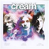 CREAM / GINGER BAKER - The Very Best Of - Greatest Hits CD NEW