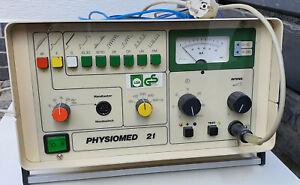 Physiomed 21 Elektrotherapie - Gerät gebraucht