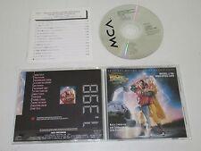 BACK TO THE FUTURE II/SOUNDTRACK/ALAN SILVESTRI(MVCM-155) JAPAN CD ALBUM